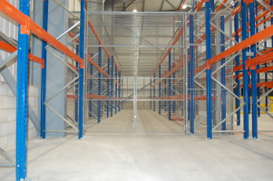 Warehouse Mesh Partitioning
