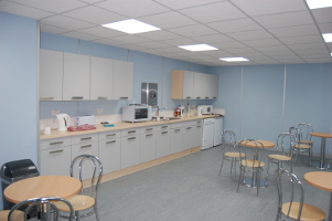 Canteen Fit Out