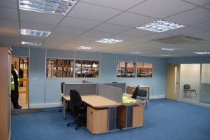 Warehouse Office Fit Out